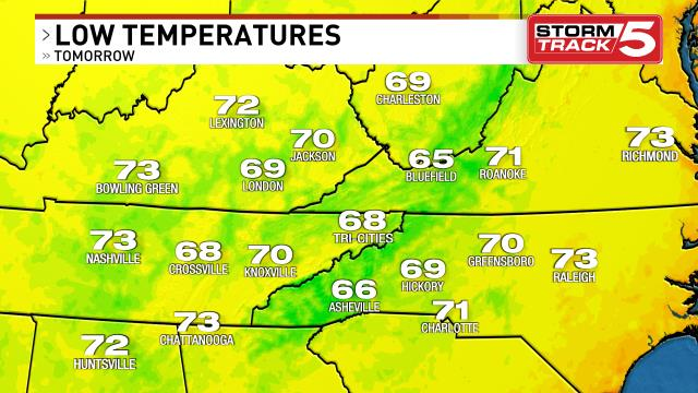 Tri-Cities Maps | News, Weather, Sports, Breaking News | WCYB