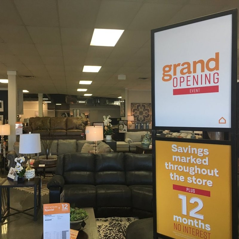 Ashley Furniture And Home, Grand Furniture Kingsport