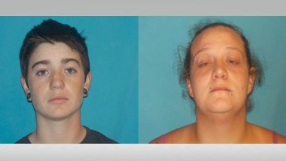 Two Greene County women charged with child neglect after