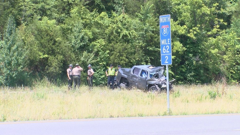 KPD: Two men killed in head-on collision on Interstate 81 | WCYB