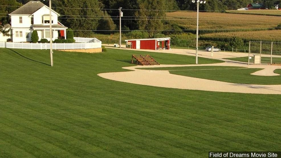 Yankees and White Sox to play at Field of Dreams site in Iowa in