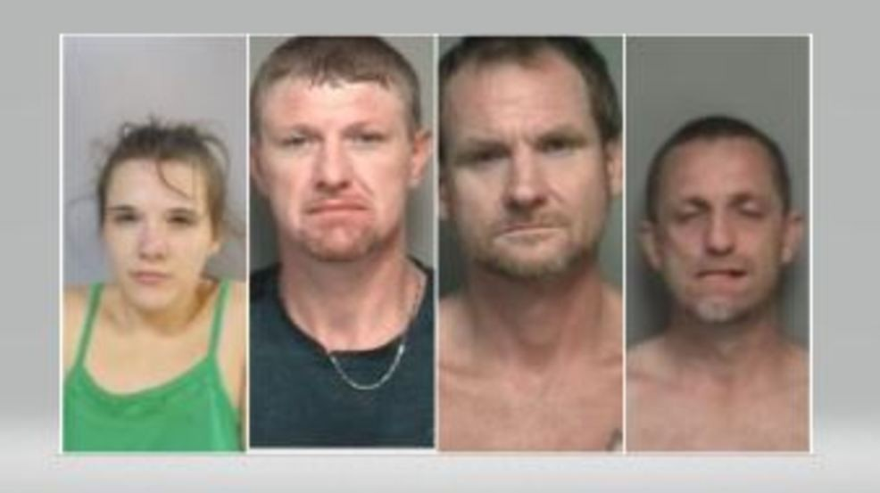 Four jailed in Buchanan County on drug charges | WCYB