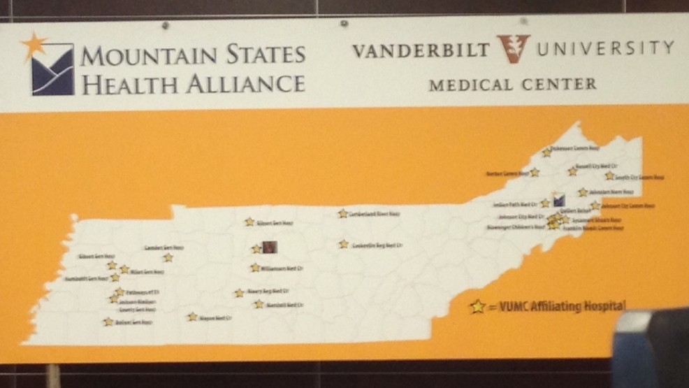 Mountain States partners with Vanderbilt | WCYB
