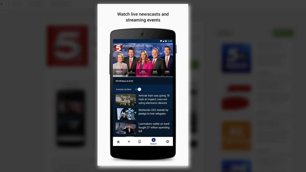 Download the News 5 and StormTrack 5 Weather Apps | WCYB