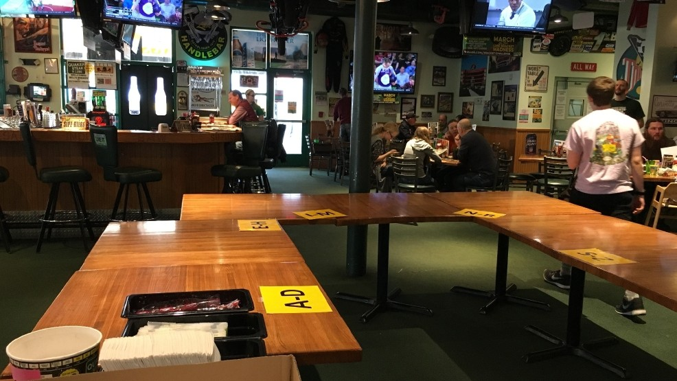 Restaurants Preparing For Super Bowl Sunday Wcyb