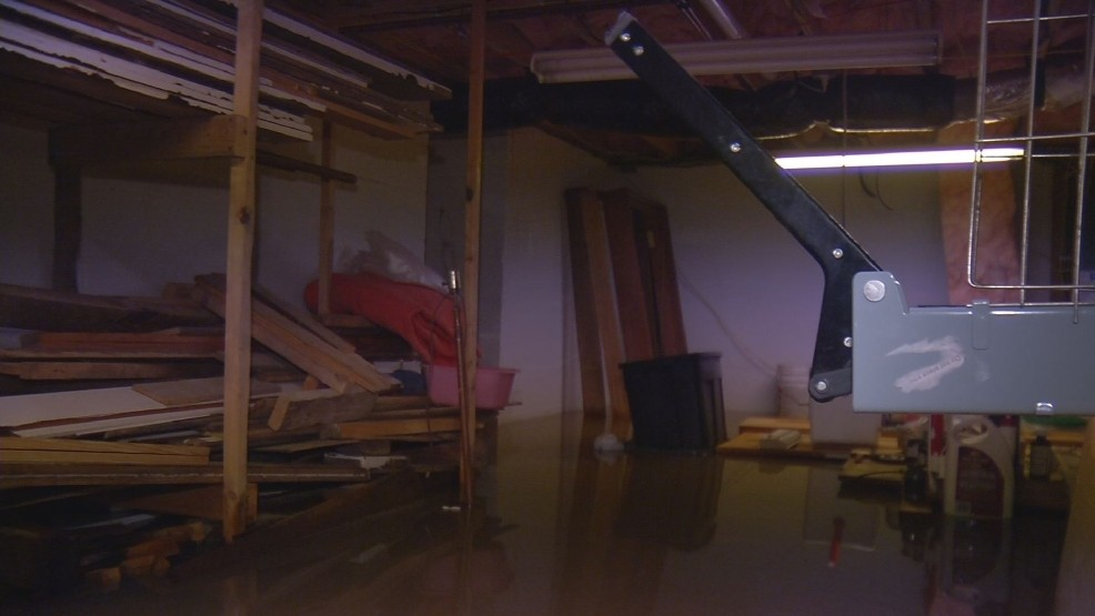 Kingsport blamed for flooding, but city blames bad lawn care | WCYB