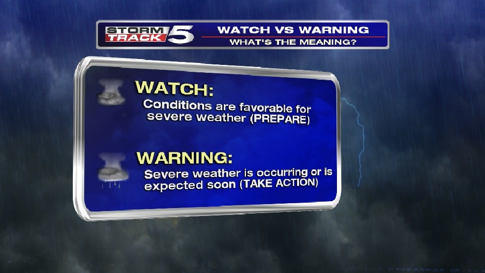 Getting Severe Weather Alerts | WCYB